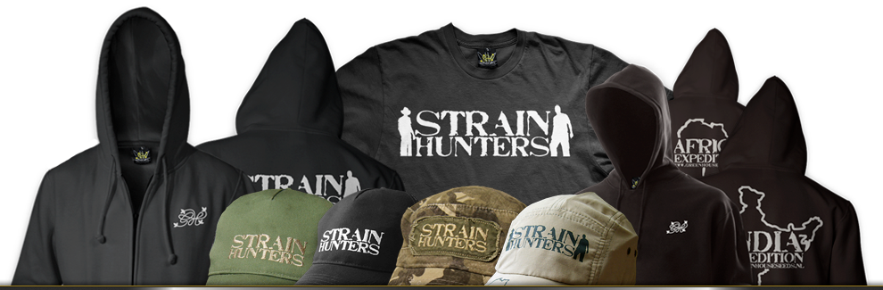 Strain Hunters Collection